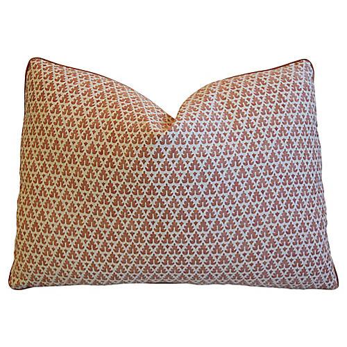 Italian Mariano Fortuny Murillo Pillow