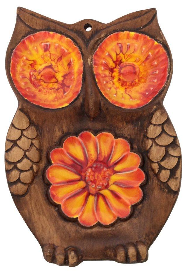 Owl Spoon Rest