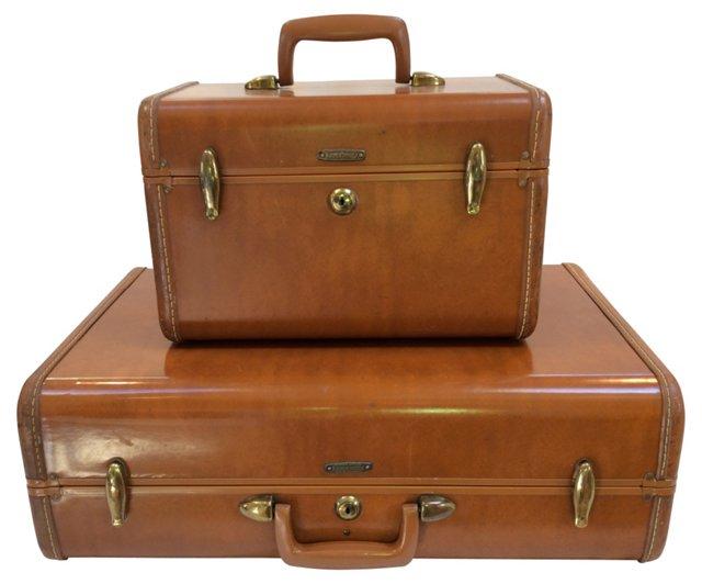 Samsonite Luggage, 2 Pcs