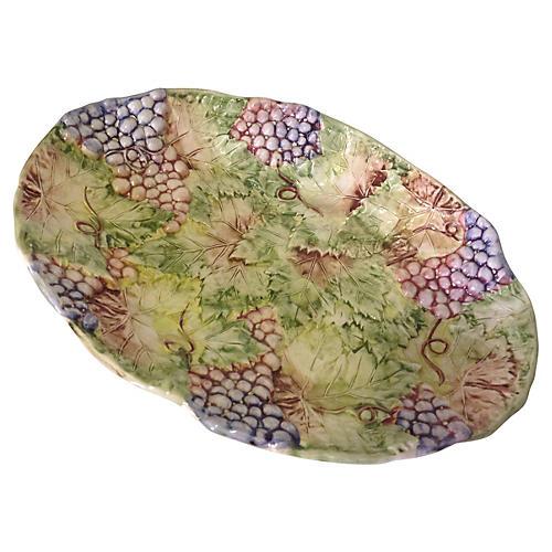 Grapes Platter