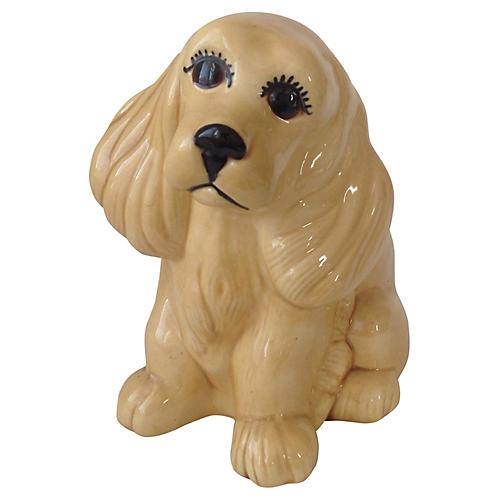 Buff Big-Eyed Pup