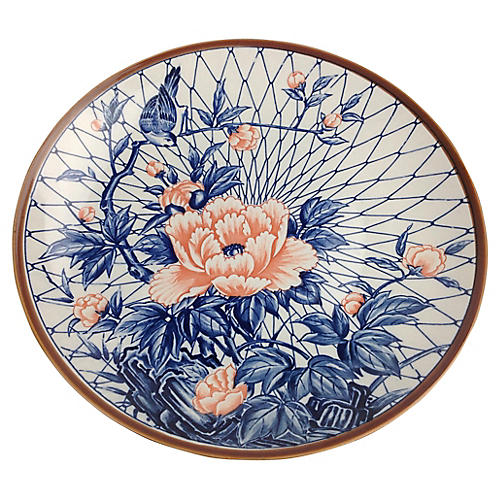 Japanese Porcelain Charger