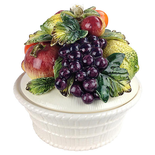 Fruit Lidded Catchall