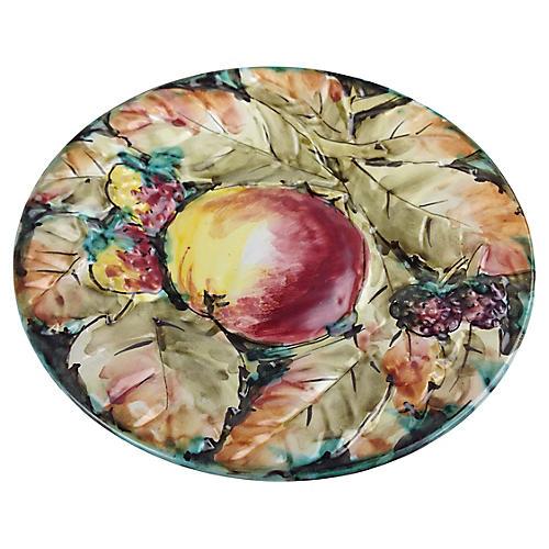 Italian Fruit Plate