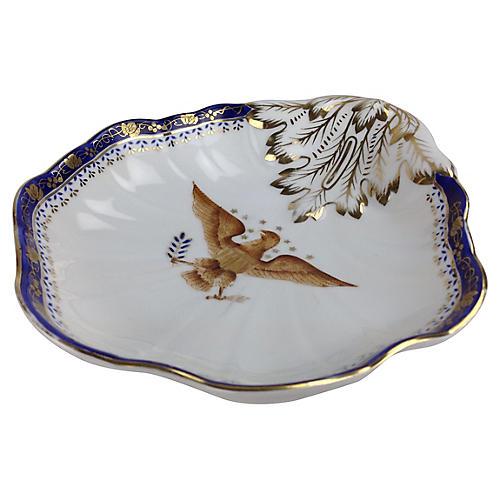 Eagle Shell-Shaped Catchall