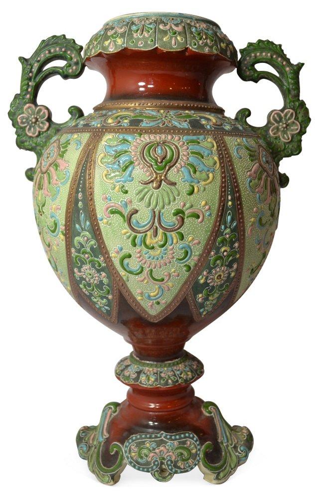 Antique Japonaise Vase