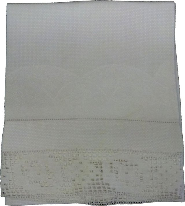 Hand Towel w/ Lace Edge
