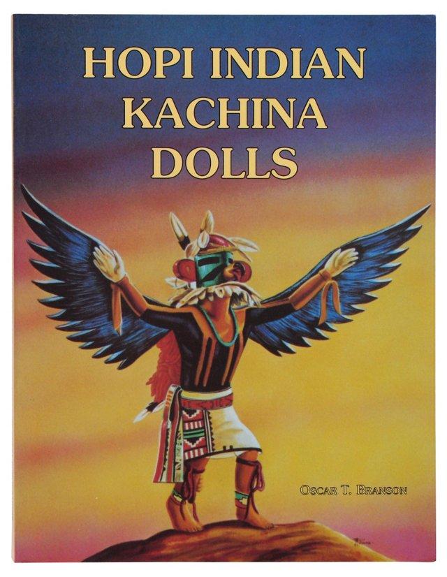 Hopi Indian Kachina Dolls