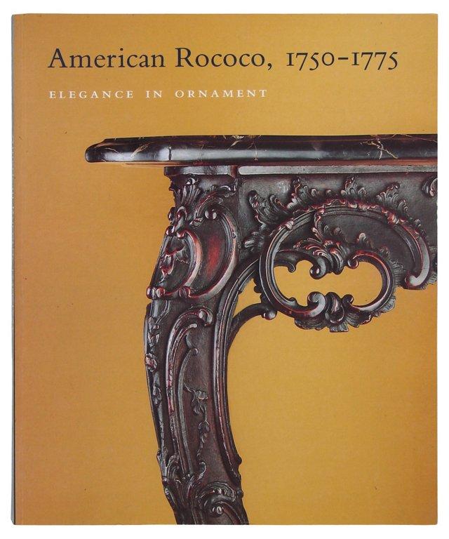 American Rococo 1750-1775