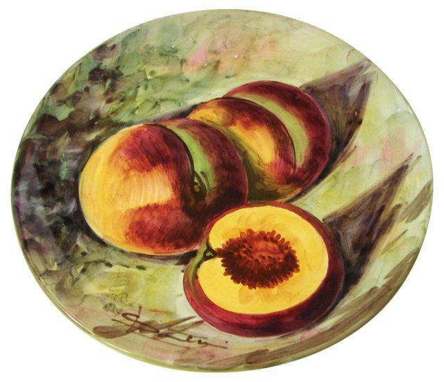 Peaches Wall Plate