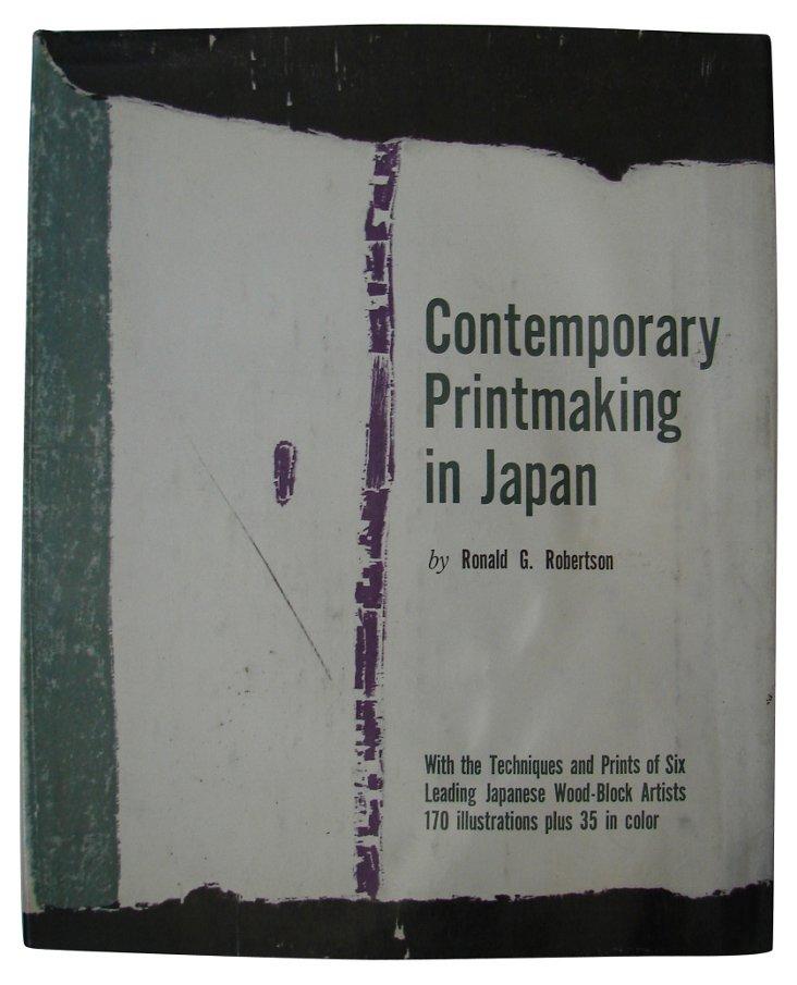 Contemporary Printmaking in Japan