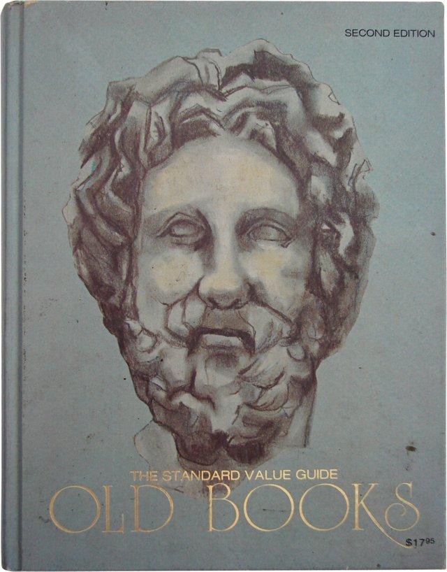 Standard Value Guide Old Books