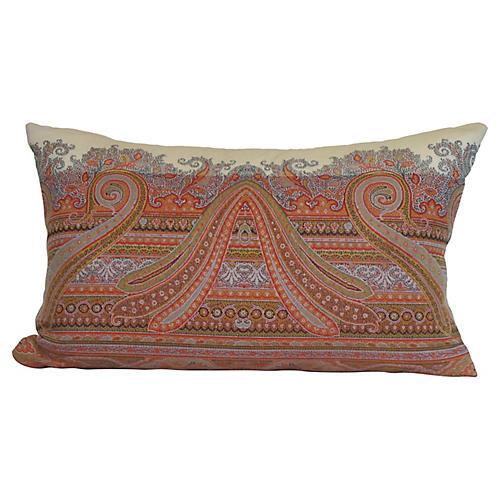 Antique Paisley Pillow