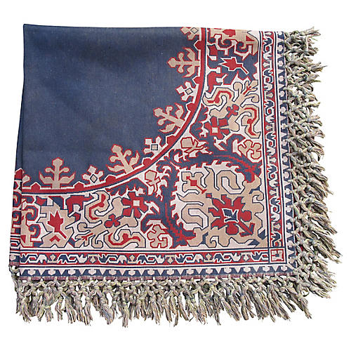 Antique French Throw