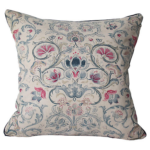 Floral Printed Pillow