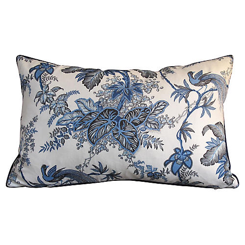 Indienne Print Pillow