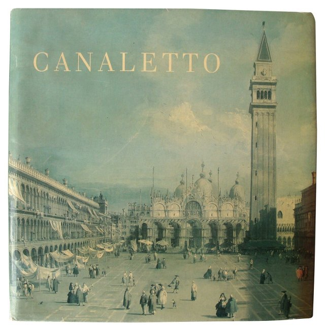 Canaletto at the Met