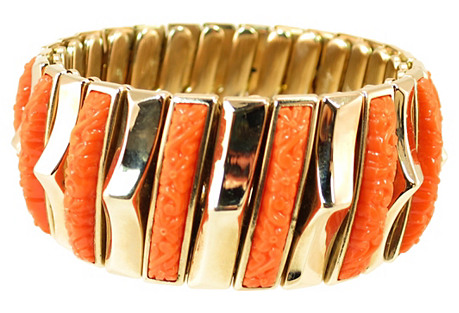 Harwood Asian-Design Expandable Bracelet
