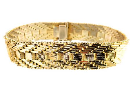 1950s De Cesare Italy Bracelet