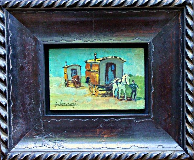 Old World European Caravan