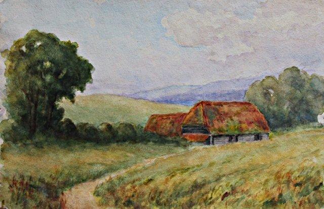Rural English Countryside