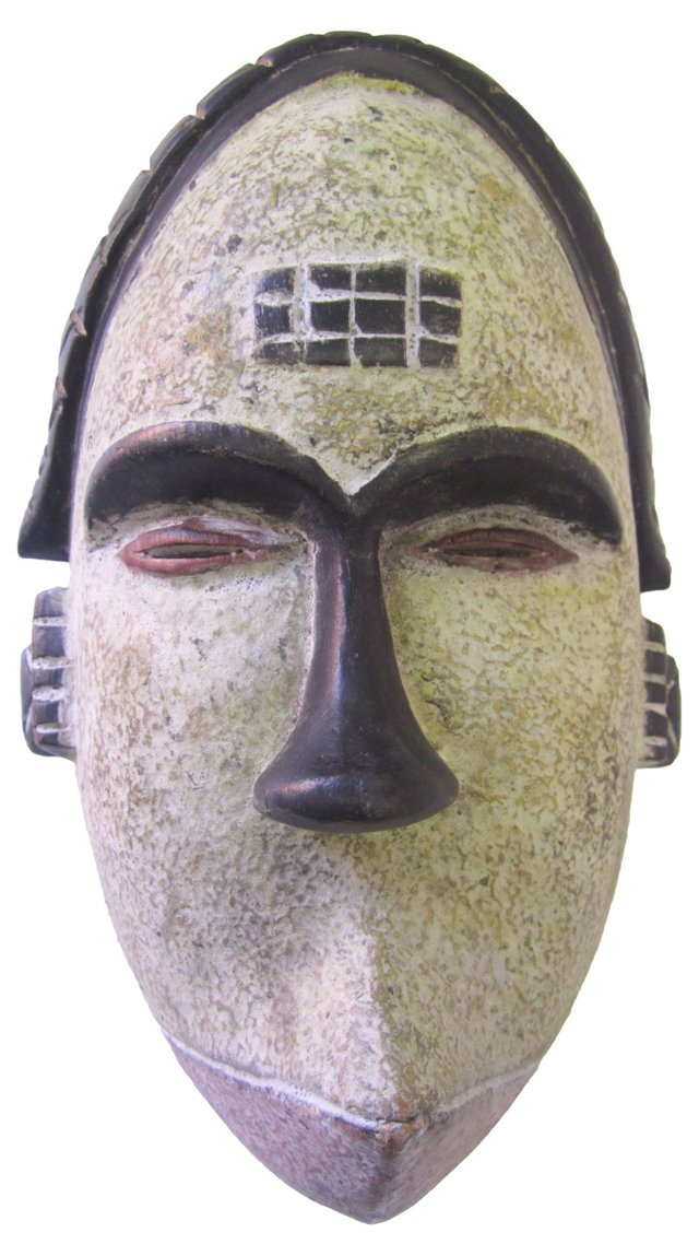 Male African Mask