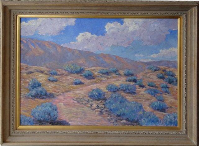 California Desert, David Eugene Henry
