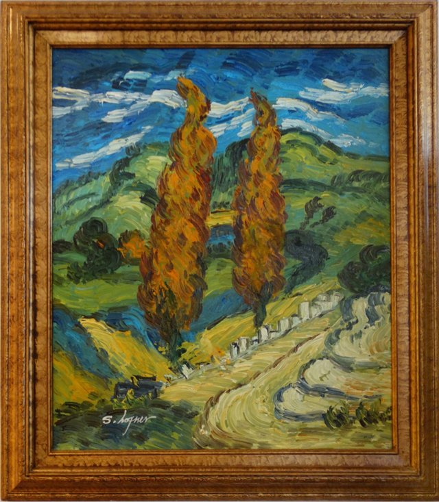 Landscape by S. Logner