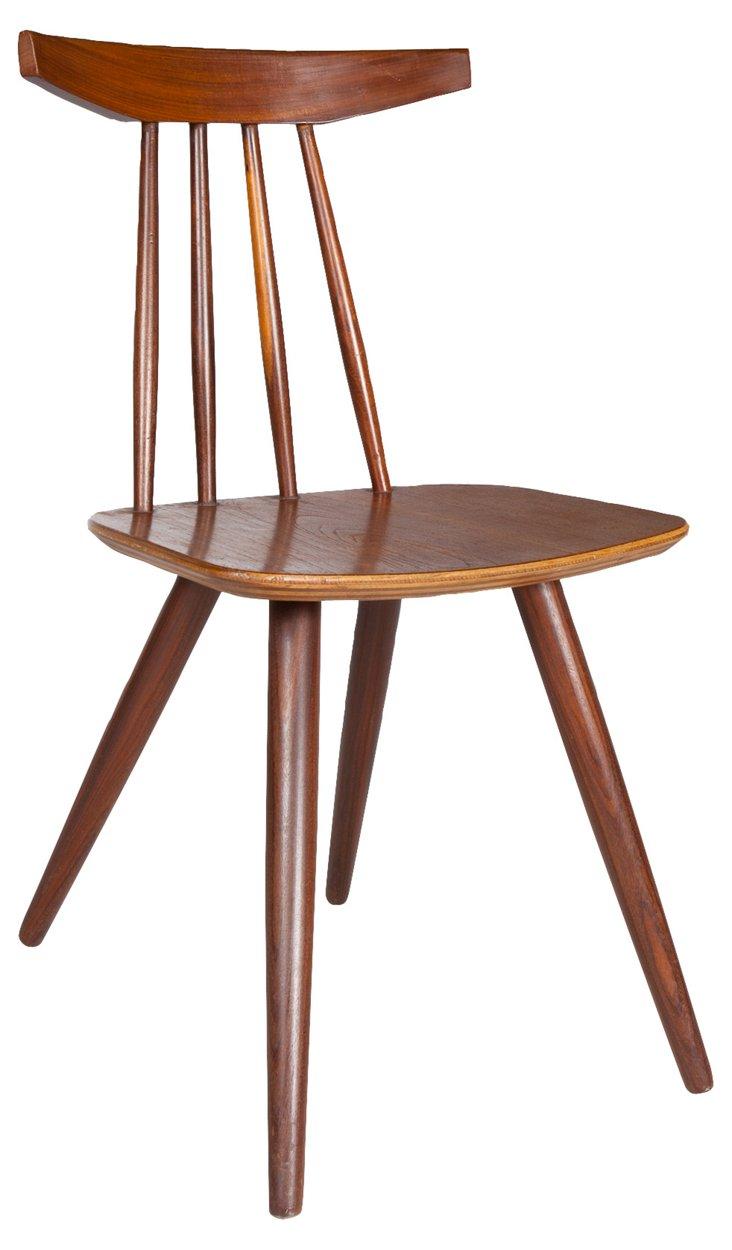 Hans Olsen Danish Modern Chair