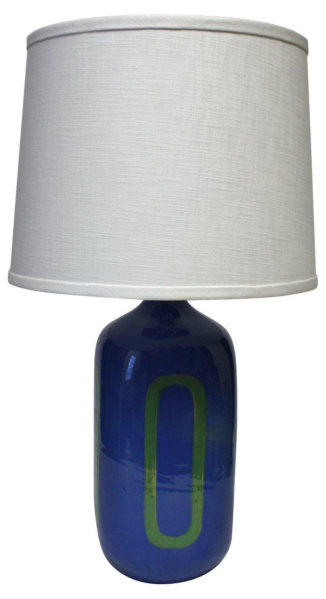 Raymor Ceramic Lamp