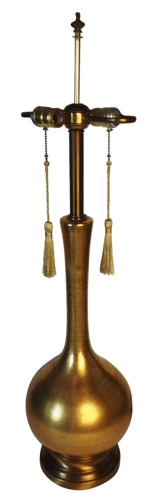 1960s Marbro Gold Lamp