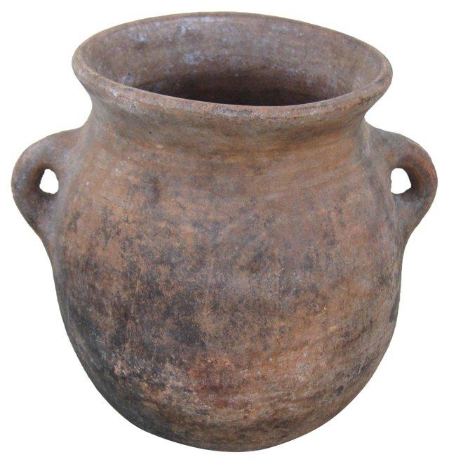 European Clay Pot