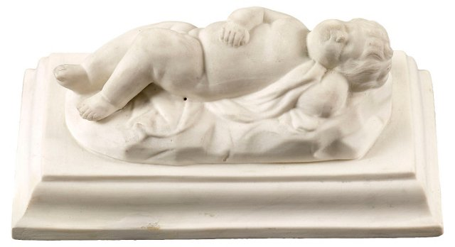 Wedgwood Sleeping Boy, C. 1785