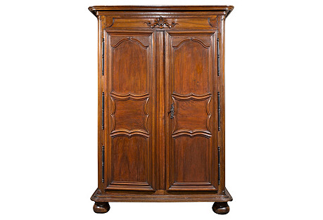 French Provincial  Armoire