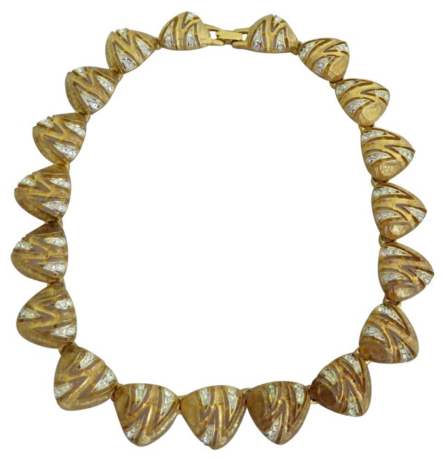 Craft Collar Necklace