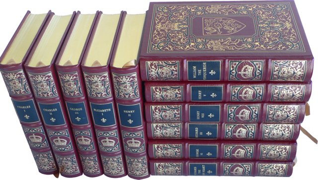 Easton Press Misbinds, S/11
