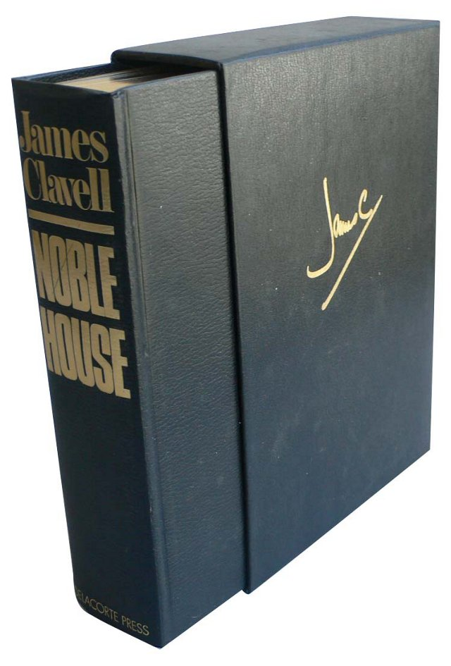 Noble House, Signed Ltd. Ed
