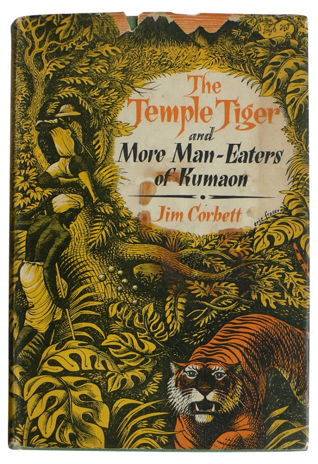 Temple Tiger & Man-Eaters Kumaon