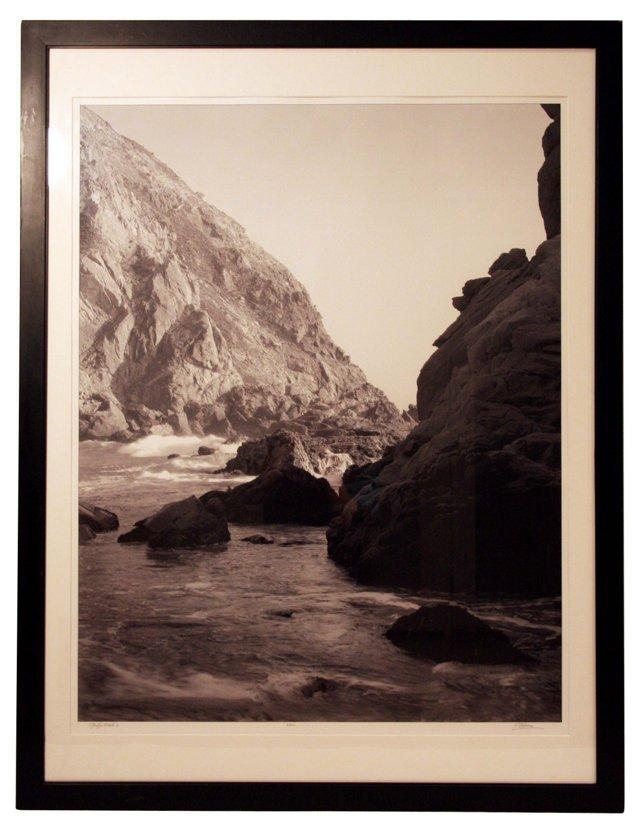 Photograph of a  Landscape