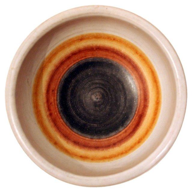 Studio Pottery Dish
