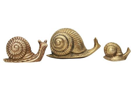 Brass Snails, S/3
