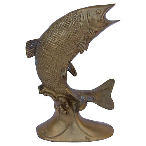 Brass Salmon