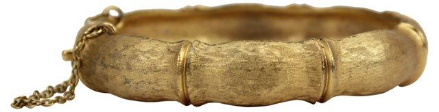 Napier Bamboo-Style Bracelet