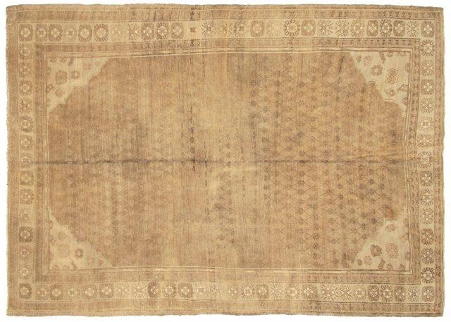 Anatolian Oushak Rug,