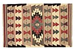 "Anatolian Turkish Kilim, 4'9"" x 3'1"""
