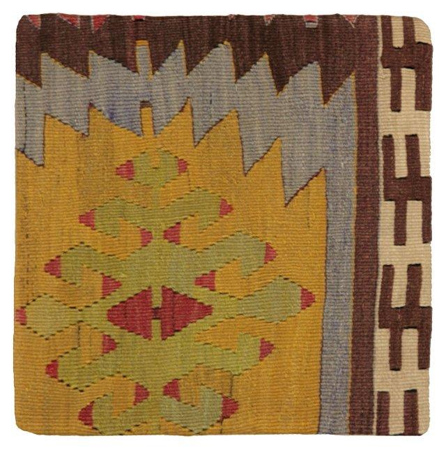 Geometric Kilim   Pillow       Sham