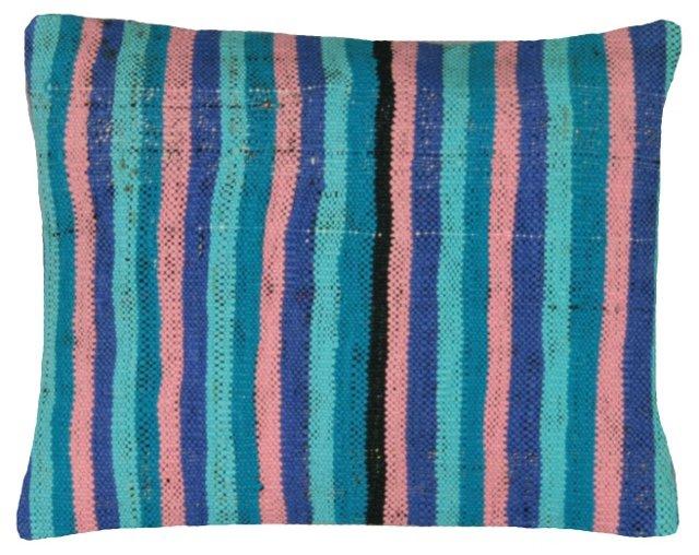 Adana   Rag Rug Pillow