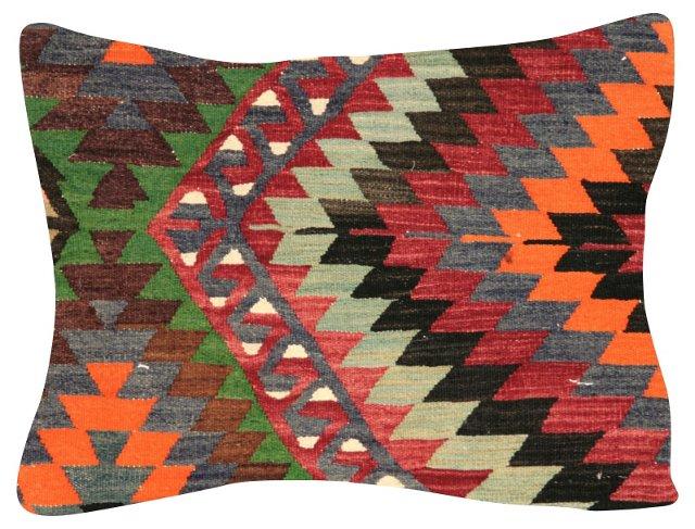 Geometirc    Turkish    Kilim Pillow