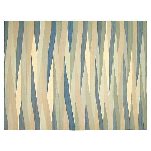 "Egyptian Kilim Carpet, 10'1"" x 13'3"""
