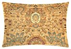 Tabriz  Rug Fragment Pillow